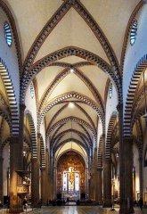 Церковь Санта Мария Новелла / Chiesa Santa Maria Novella