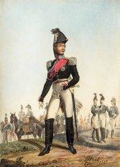 Генерал-квартирмейстер. 1818 Л.И. Киль