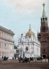 Спасская улица  вКремле. 1900-е