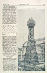 Водонапорная башня впроцессе строительства Изиздания: The Engineer. 1897. March 19.  P. 292–293